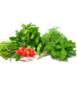 سبزی خوردن سالم