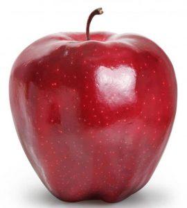 سیب قرمز درجه یگ