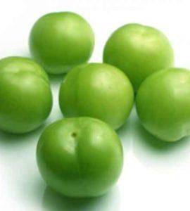 گوجه سبز نوبر
